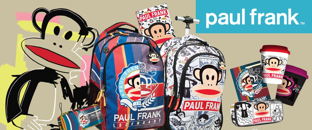 Paul Frank Σχολικές τσάντες κασετίνες