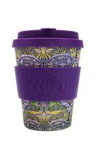Κούπα μπαμπού 340ml ecoffee cup Peacock 600601