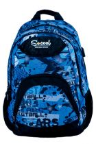 S.COOL BACKPACK Σακίδιο πλάτης DAY-TO-DAY sports SC.487