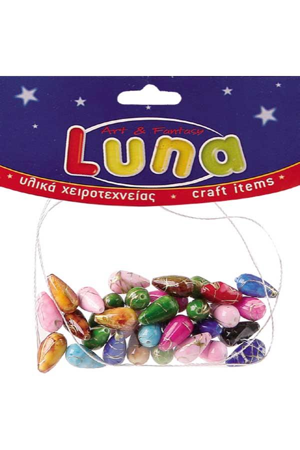 Χάντρες Luna 0601670