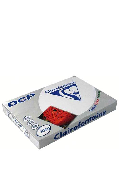 Χαρτί Α4 125 φύλλα 300gr λευκό Clairefontaine 3801