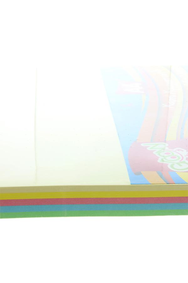 Χαρτί χρωματιστό 5 χρωμάτων παστέλ Α4 160gr Groovy 0.91.186