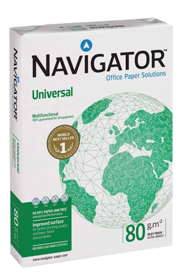 Χαρτί Α3 λευκό 80gr 500 φύλλα NAVIGATOR 006121
