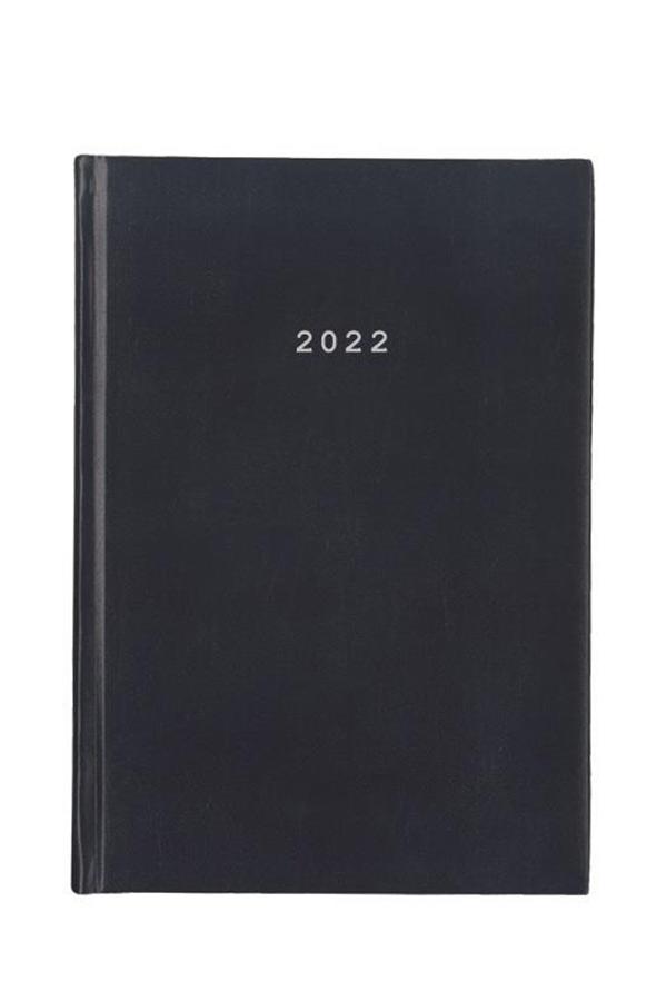 Ημερολόγιο 2022 ημερήσιο δεμένο 14x21cm Basic μπλε next 02138-03