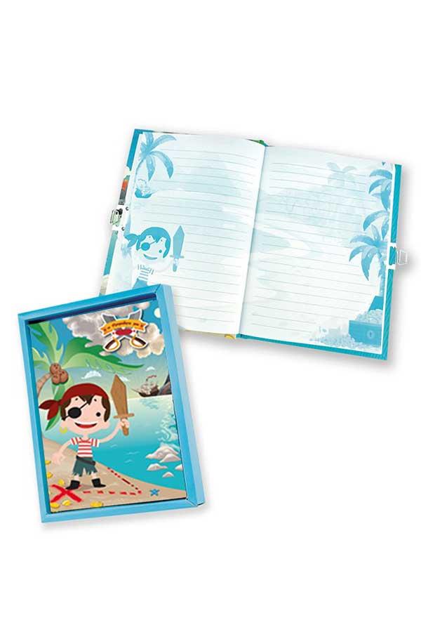 Το ημερολόγιο μου Πειρατές DS71399