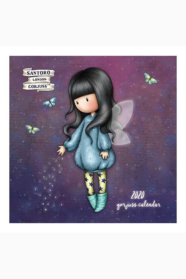 Santoro gorjuss Ημερολόγιο τοίχου 2020 Bubble fairy CAWA143