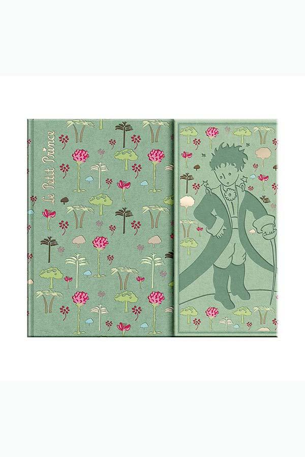 Σημειωματάριο - Μπλοκ με σελιδοδείκτες 17x24cm Μικρός Πρίγκιπας LPP-06-01