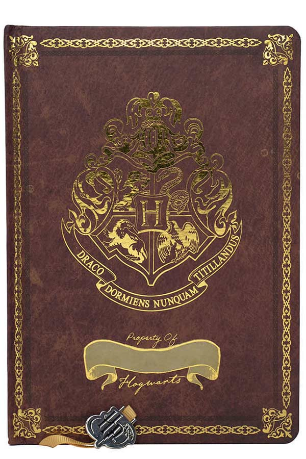 Σημειωματάριο Harry Potter Α5 Hogwarts SLHP509