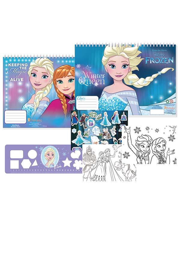 Μπλοκ ζωγραφικής Disney Frozen 0561502