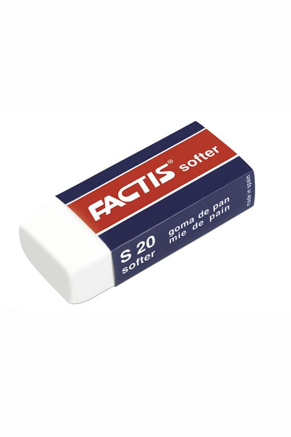 Γόμα FACTIS softer S 20 0036202