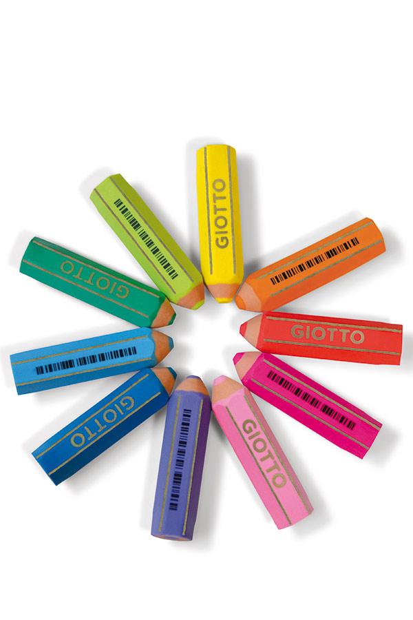 Γόμα μολύβι GIOTTO F233800