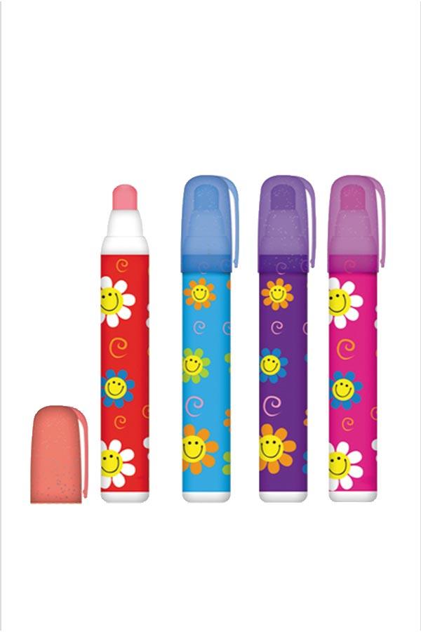 Γόμα στυλό S.COOL ροζ SC.320