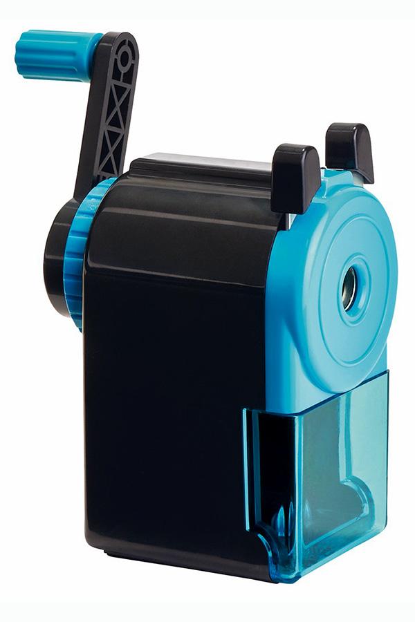 Ξύστρα μηχανική moses γαλάζιο 82243