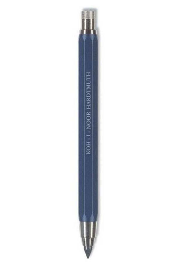 Μηχανικό μολύβι μεταλλικό KOH-I-NOOR 5.6mm μπλε 5640
