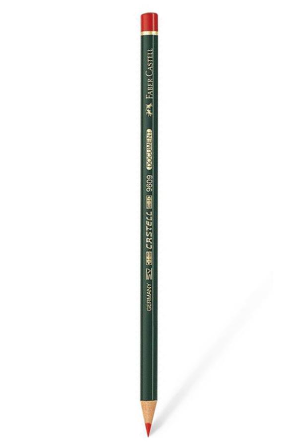 Μολύβι FABER CASTELL DOCUMENT κόκκινο 9609
