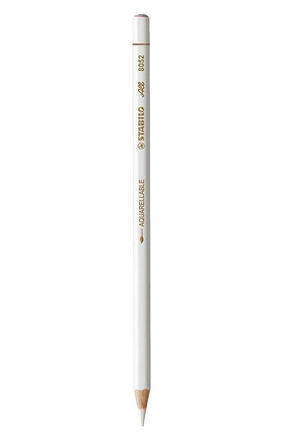 Μολύβι υαλογράφος STABILO All λευκό 8052