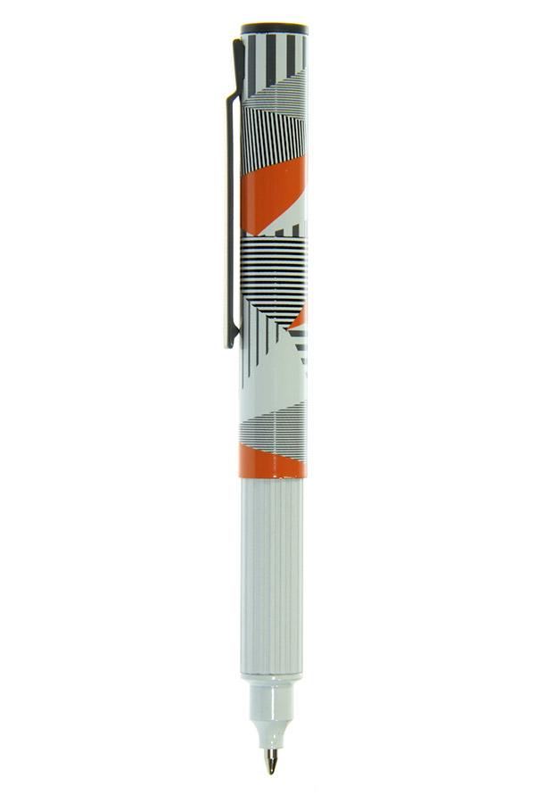 Στυλό Tesoro με μαγνήτη  πορτοκαλί 0582071
