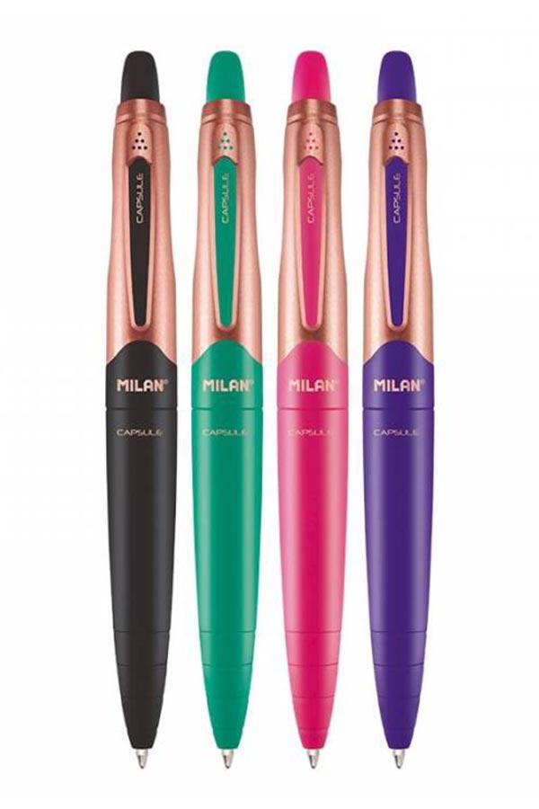 Στυλό MILAN ballpen CAPSULE 1.0mm 1765809120