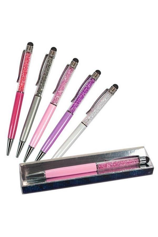 Στυλό Stylus Ballpen TRENDHAUS glitter 1mm 948168
