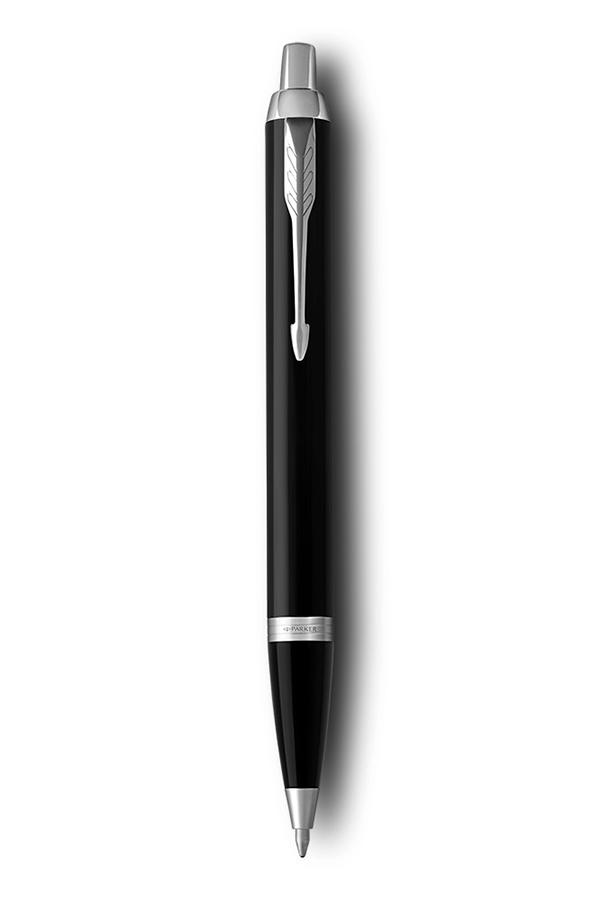 Στυλό PARKER I.M. Black Lacquer CT Ballpen 1159.4003.01