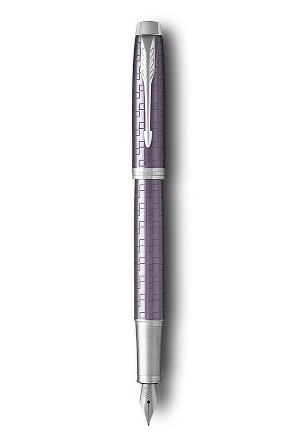 Πένα PARKER I.M. Premium Dark Violet CT 1159.3001.14