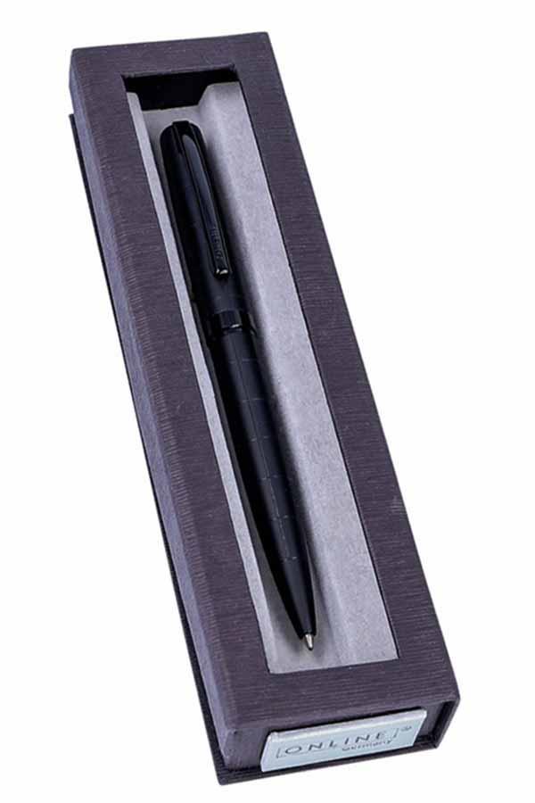 Στυλό ONLINE Eleganza black style 34567