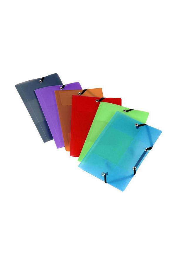 Ντοσιέ με λάστιχο πλαστικό A3 32,5x43,5cm VIQUEL C0008291
