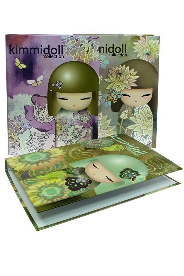 Κλασέρ σχολικό A4 δύο κρίκων Kimmidoll 16308