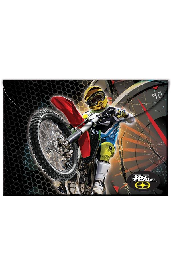 Φάκελος με κουμπί NO FEAR Motocross 34744580