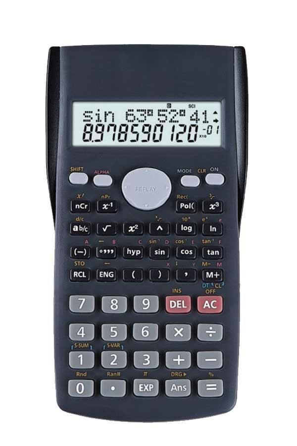 Επιστημονική αριθμομηχανή Offishop OF.229