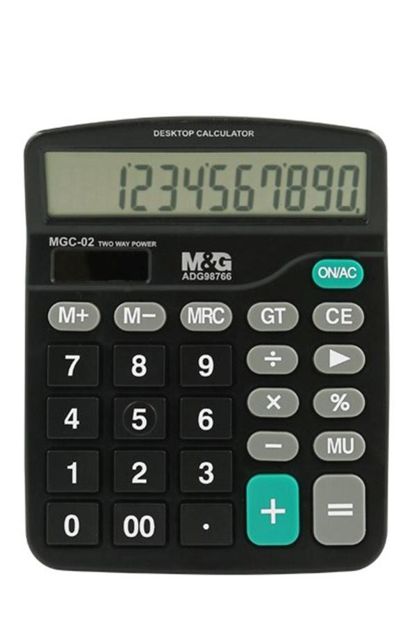 Αριθμομηχανή M&G ECONOMIC MGC-02 ADG98766