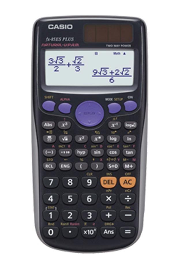Επιστημονική αριθμομηχανή CASIO fx-85ES PLUS