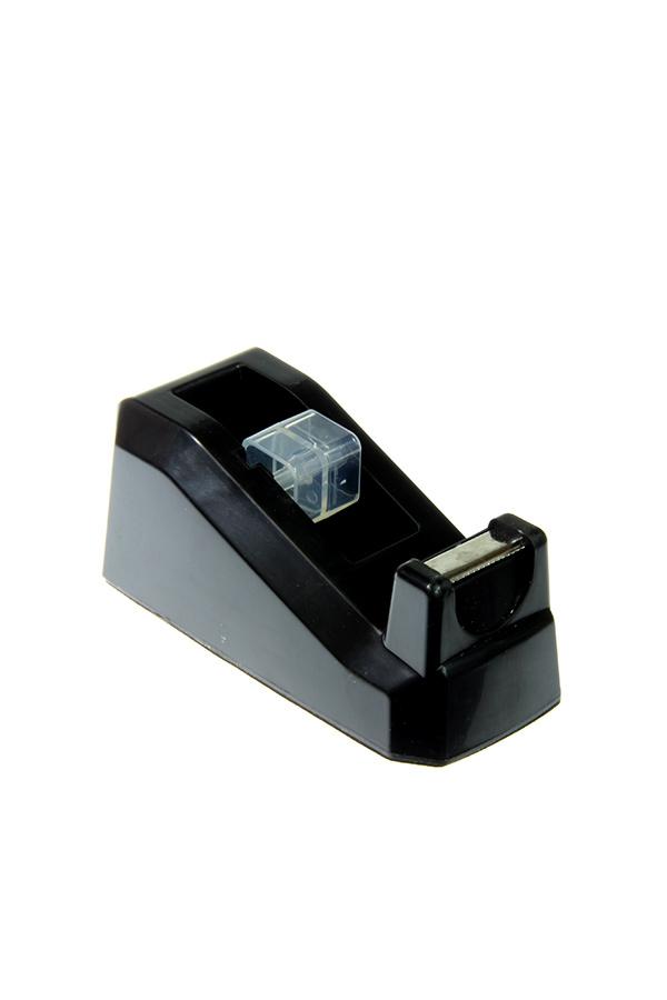 Βάση σελοτέιπ γραφείου μικρή μαύρη HL-1201