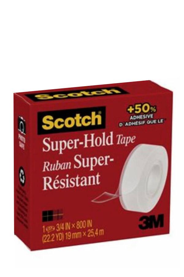 Σελοτέιπ Scotch Super-Hold 19mmx25,4m