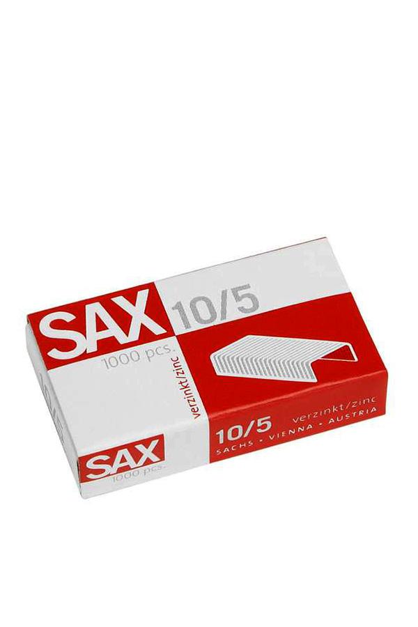 Σύρματα συρραπτικού SAX Νο-10/5 zinc