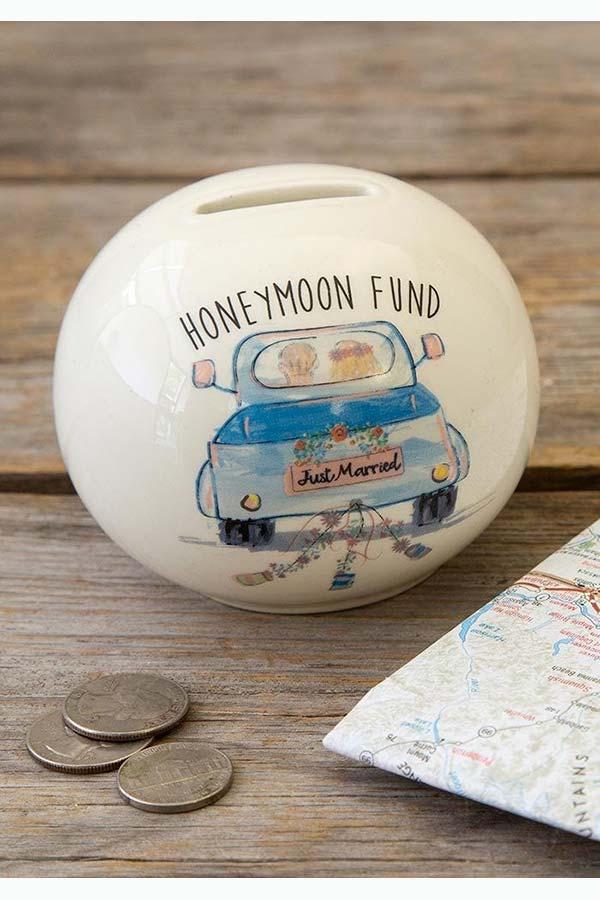 Natural Life Κουμπαράς Honeymoon fund B042