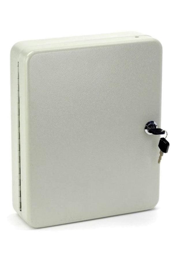 Κλειδοθήκη μεταλλική τοίχου 93 θέσεων 24x30cm K-BOX93