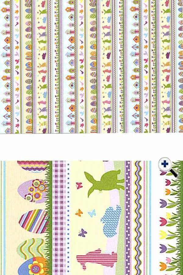 Χαρτόνι 50x70 τυπωμένο Πασχαλινά σχέδια URSUS 12972201