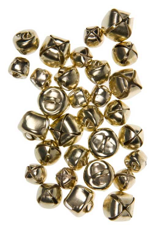 Κουδουνάκια μεταλλικά 12-10-8 mm I-MONDI 10701001