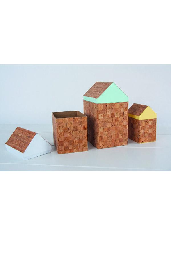 Φύλλο φελλού με φόδρα Rayher 30x45cm πάχος 0,5mm 63019000