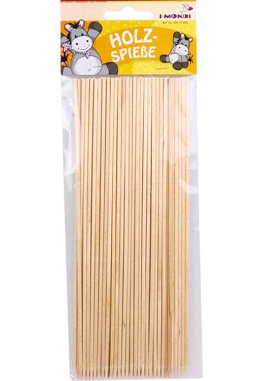 Ξύλινα καλαμάκια I-MONDI 10510005