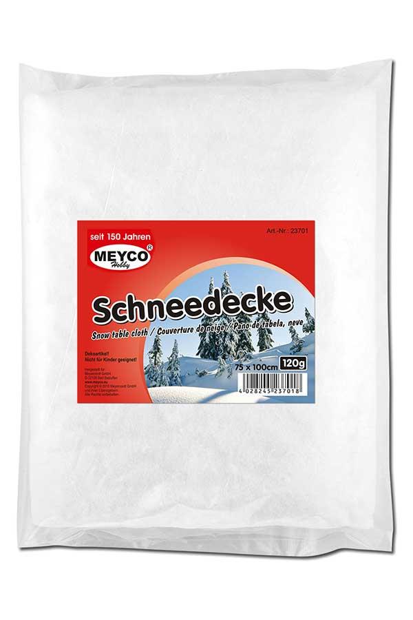 Χιόνι διακοσμητικό κουβέρτα 75x100cm 120gr MEYCO 23701