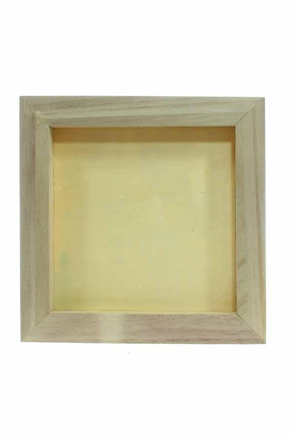 Κάδρο ξύλινο 20x20cm Artemio VITAB2020