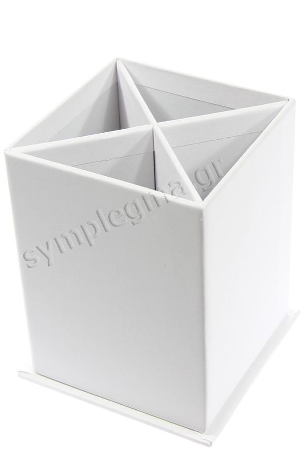 Μολυβοθήκη χάρτινη 4 θέσεις 9x11cm 023078