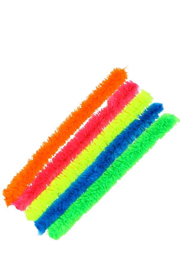Σύρμα πίπας 30cm φωσφορούχα χρώματα I-MONDI 10τεμ 10920012