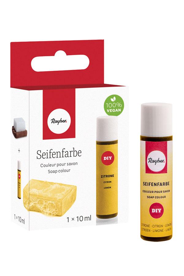 Χρώμα για σαπούνι Rayher 10ml κίτρινο 34246160
