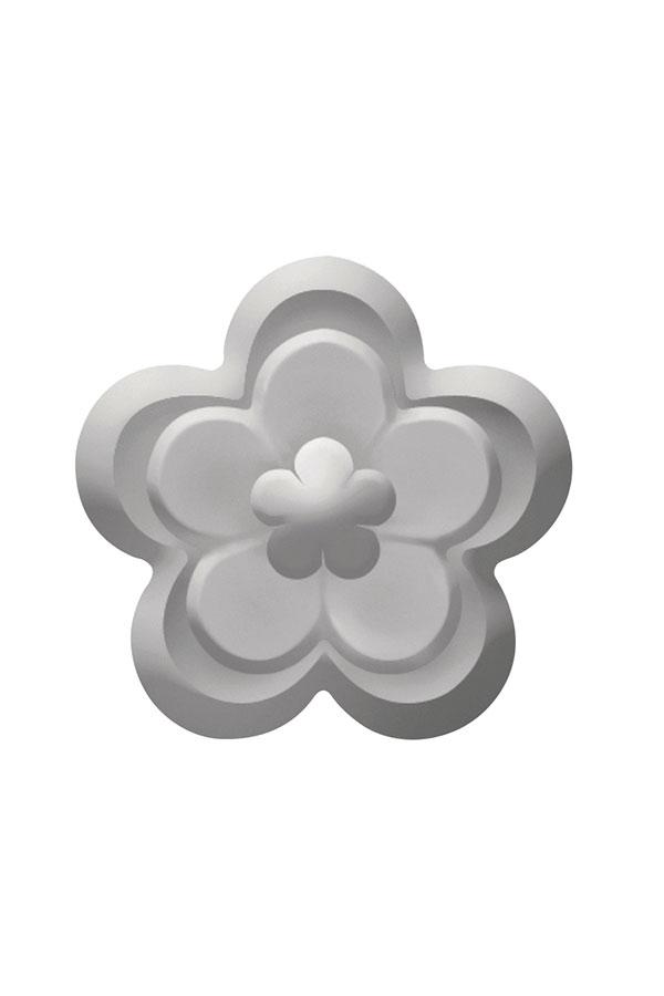 Πρέσα ανάγλυφου Rayher λουλούδι 69125000
