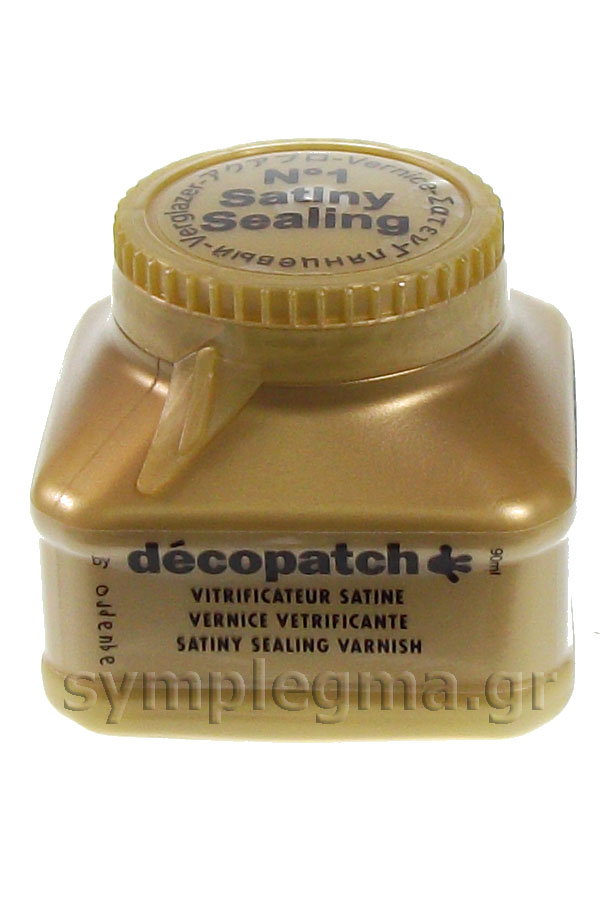 Βερνίκι Decopatch Satiny 90ml 23VA90B