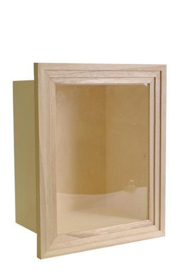 Ξύλινη κορνίζα με βάθος Artemio 19x24cm 14001969