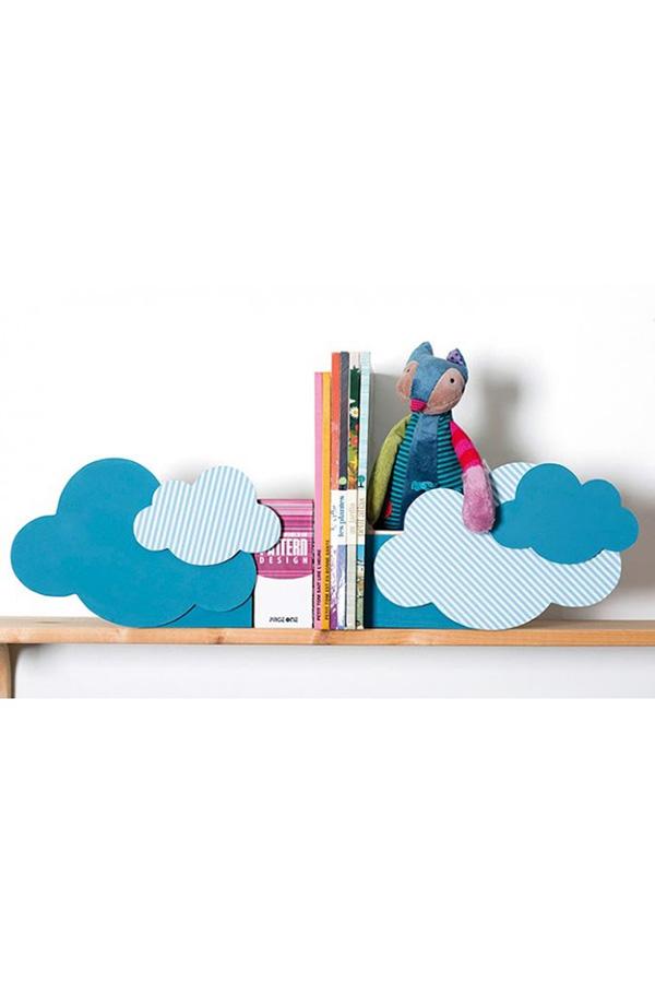 Ξύλινο σύννεφο MDF Silhwood 25x17cm 14002170